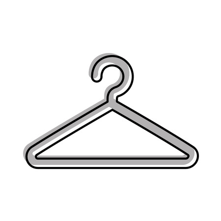 wire clothespin isolated icon vector illustration design Reklamní fotografie - 83021124