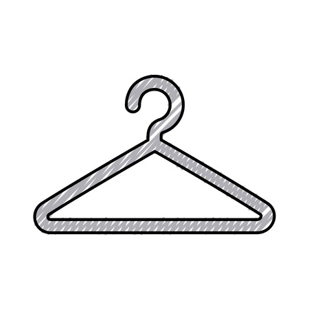 wire clothespin isolated icon vector illustration design Reklamní fotografie - 82983564