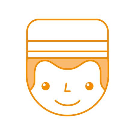 boybell アバター キャラクター アイコン ベクトル イラスト デザイン