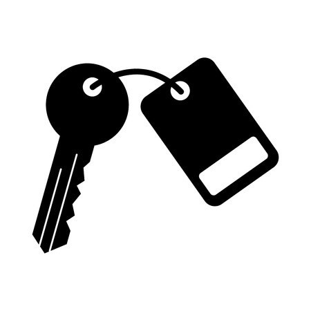key room door icon vector illustration design Stock Vector - 83137247