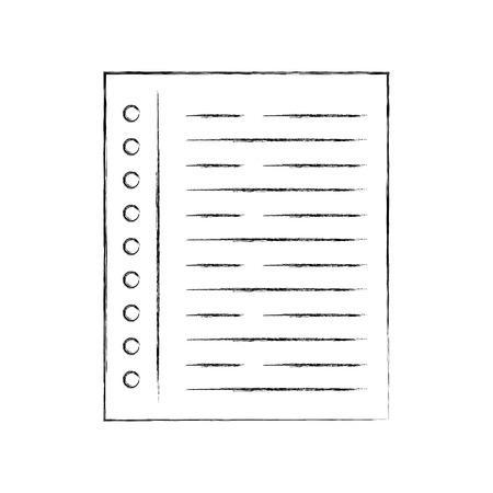 노트북 리프 격리 된 아이콘 벡터 일러스트 레이 션 디자인 스톡 콘텐츠 - 83160096
