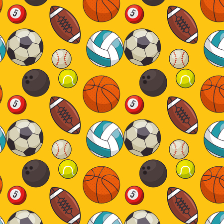 colorful sport background vector illustration graphic design