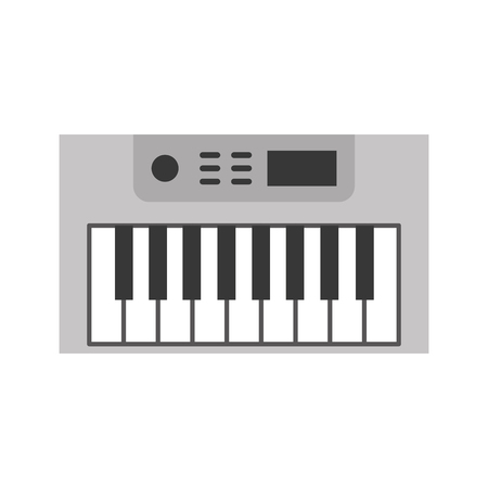 Synth console isolated icon vector illustration design Reklamní fotografie - 83255560
