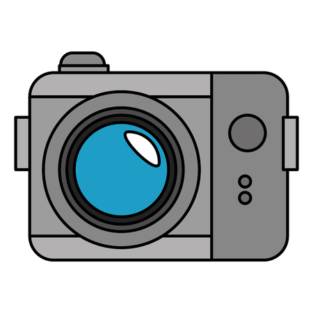 photographic camera isolated icon vector illustration design Stok Fotoğraf - 83287197