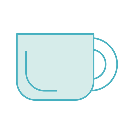 coffee cup isolated icon vector illustration design Stock Vector - 83366962