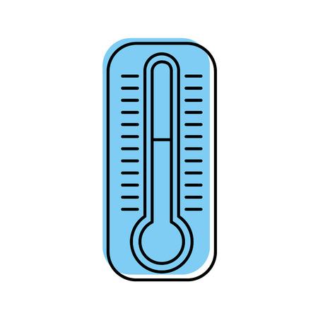 thermometer measure isolated icon vector illustration design 版權商用圖片 - 83632739
