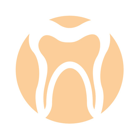 Human tooth isolated icon vector illustration design Stock fotó - 83782706