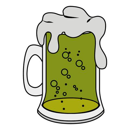 Beer jar celebration icon.