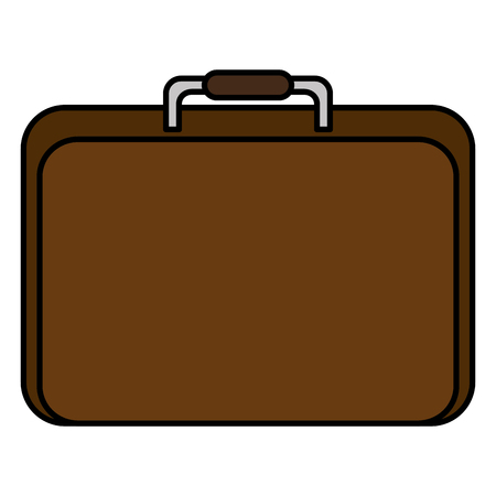 portfolio briefcase isolated icon vector illustration design Ilustração