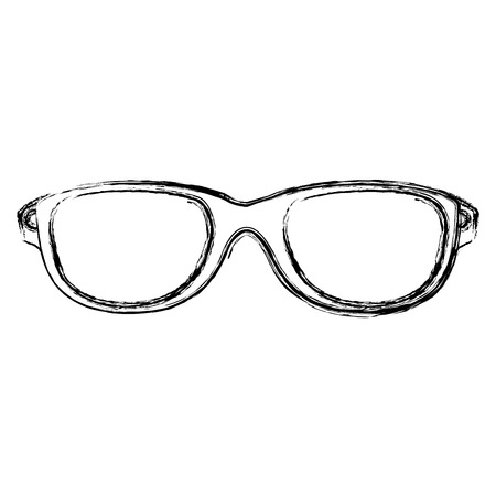Gafas de sol icono de diseño de ilustración vectorial Foto de archivo - 83798268