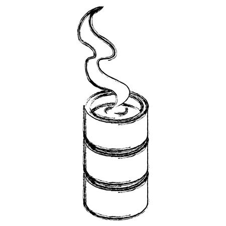 japanese tea cup icon vector illustration design