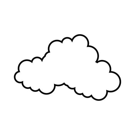 bush icon over white background vector illustration
