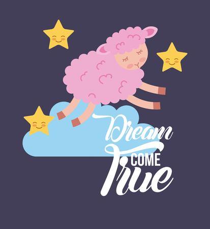 dream come true background icon vector illustration design graophic Фото со стока - 83820815