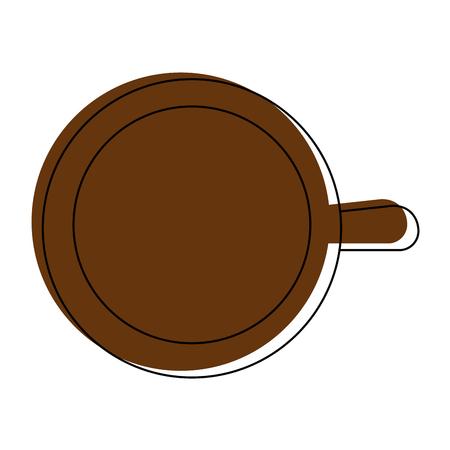 커피 잔 아이콘 벡터 일러스트 레이션 스톡 콘텐츠 - 83820809