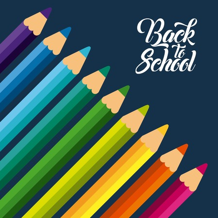 back to school background icon vector illustration design graphic