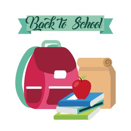 vacation with laptop: Back to school relax icon vector illustration design graphic