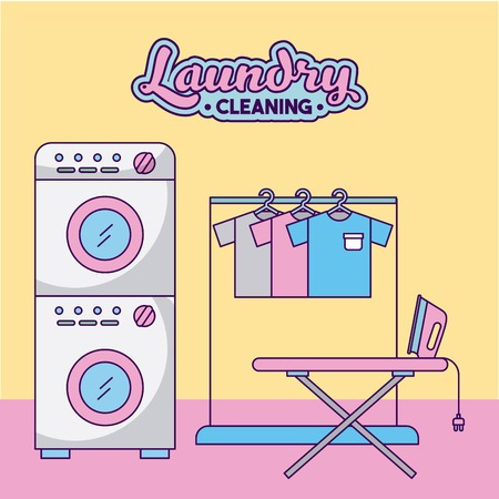 Laundry cleaning delicate icon vector illustration design graphic