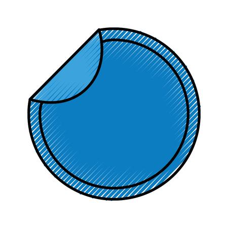 sticker stamp isolated icon vector illustration design