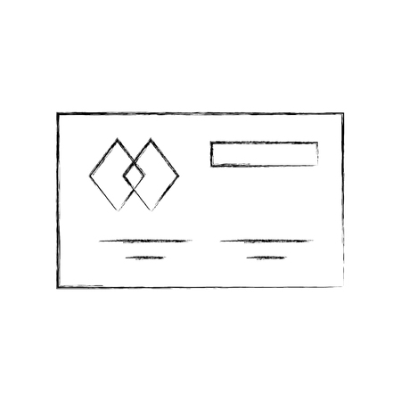 electronic commerce: credit card isolated icon vector illustration design