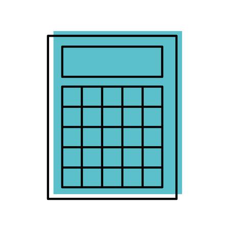 lottery board isolated icon vector illustration design Vetores