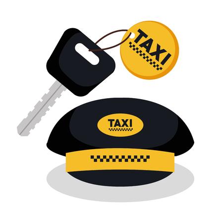 taxi service app smart transport travel vector illustration Illustration