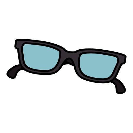 Gafas de sol icono de diseño de ilustración vectorial Foto de archivo - 83916734