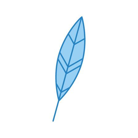 Plume encre isolé icône du design illustration vectorielle Banque d'images - 83946738