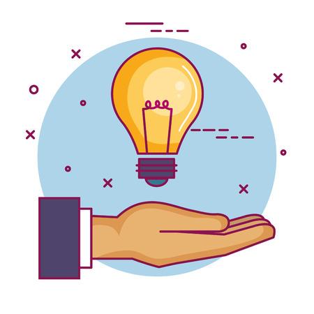 crowdfunding sponsor samenwerking donatie collectieve vectorillustratie