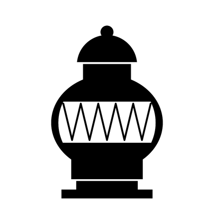 Old museum vase icon vector illustration design Stok Fotoğraf - 83947914