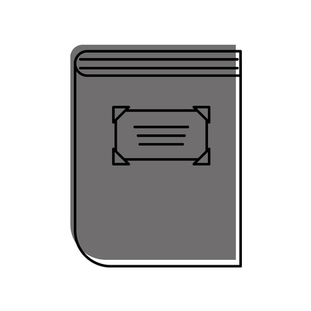 古いライブラリ ベクトル イラスト デザイン集  イラスト・ベクター素材