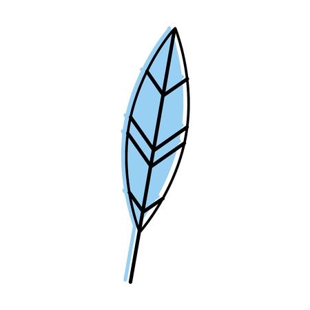 Plume encre isolé icône du design illustration vectorielle Banque d'images - 83948339