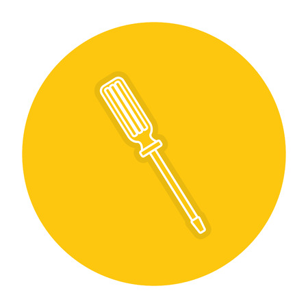 Screwdriver tool icon.
