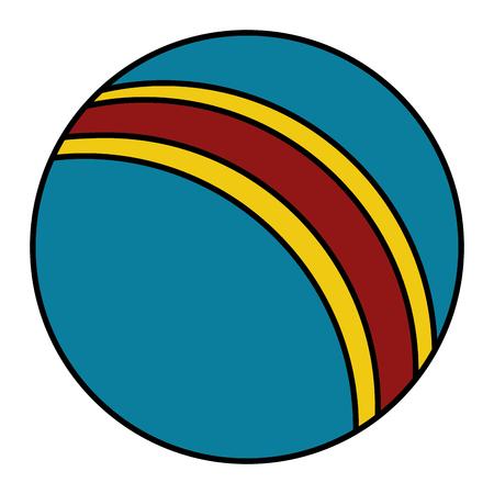 plastic balloon isolated icon vector illustration design