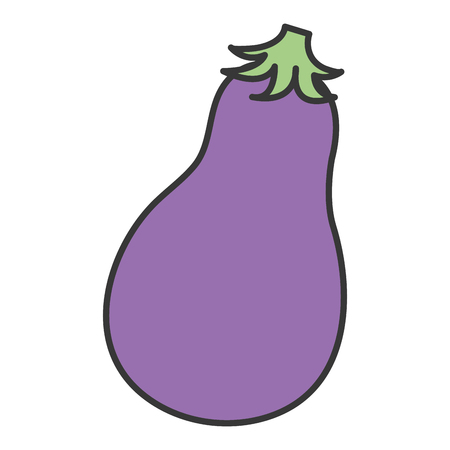 fresh beet isolated icon vector illustration design Ilustração