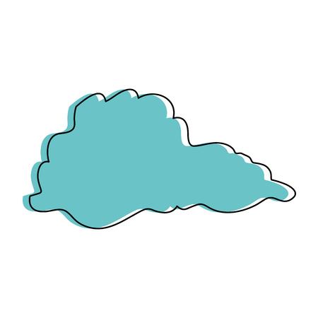 구름 아이콘입니다.