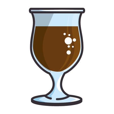 koffie drinken pictogram over witte achtergrond kleurrijk ontwerp vectorillustratie
