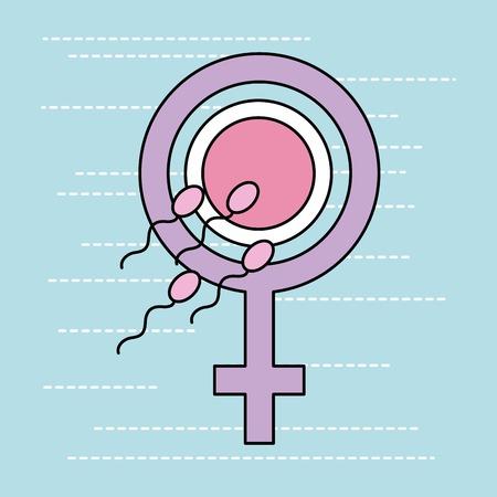 Healthy pregnancy pictures icon vector illustration design graphic Illusztráció