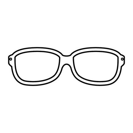 眼鏡光学レンズアイコンベクトルイラストグラフィックデザイン 写真素材 - 84528457
