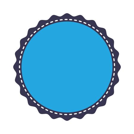 Sello de sello aislado icono vector ilustración diseño Foto de archivo - 84616075