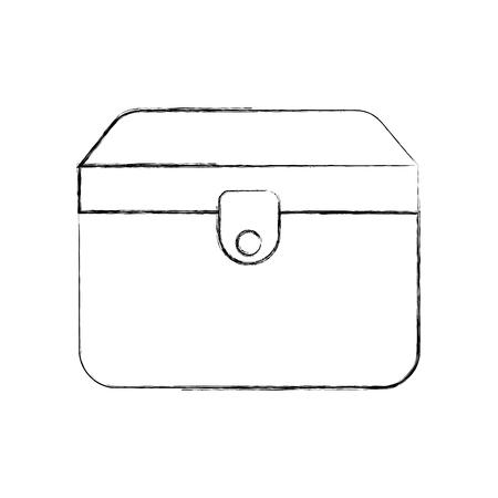 Tronco de madera aislado icono de diseño de ilustración vectorial Foto de archivo - 84589358