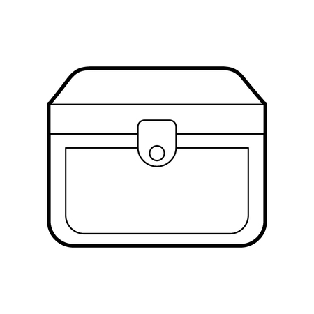 wooden trunk isolated icon vector illustration design