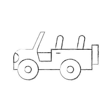 safari  isolated icon vector illustration design