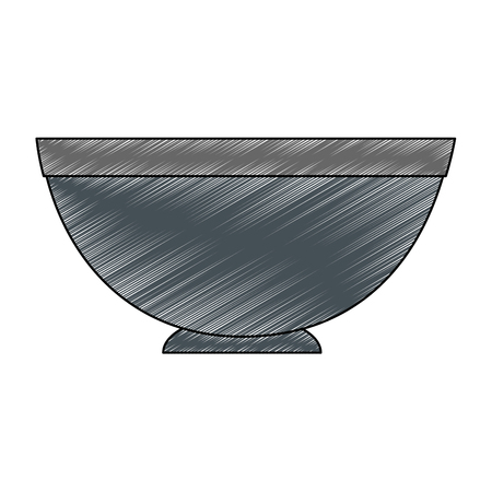 Empty dish symbol icon vector illustration graphic design