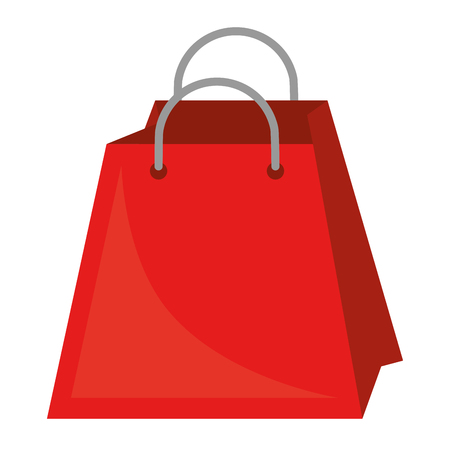 Shopping bag isolated icon vector illustration graphic design Stock Vector - 84667750