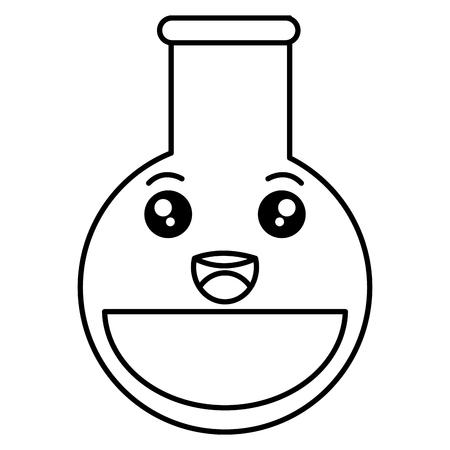 tube test character vector illustration design Stock Vector - 84708118