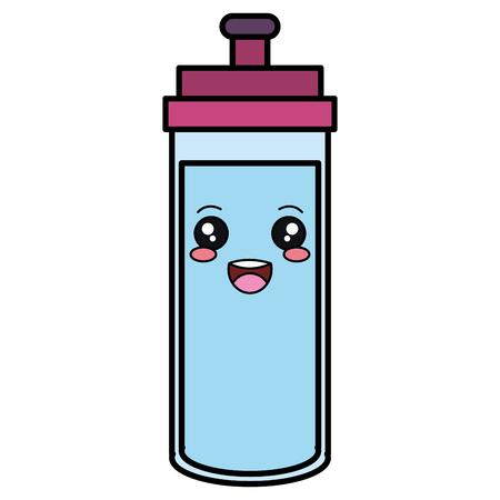 ボトル ジム文字ベクトル イラスト デザイン  イラスト・ベクター素材