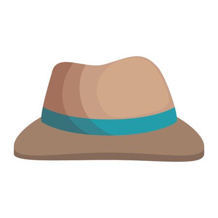 Clip art illustration of hat.