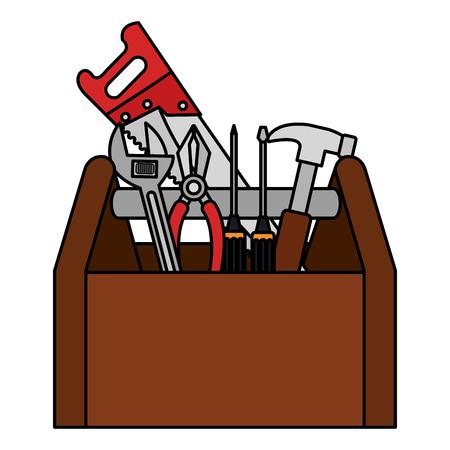 Toolbox icon. 版權商用圖片 - 85024492