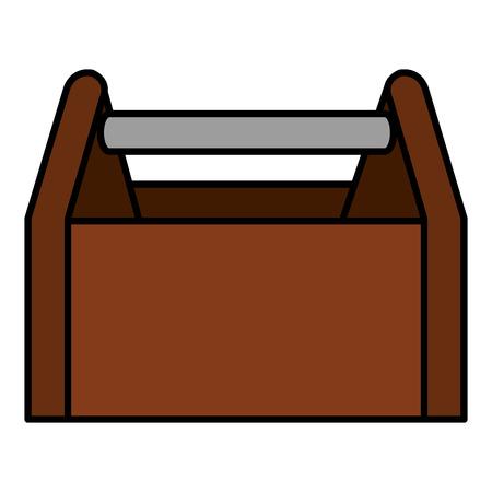 도구 상자 아이콘.