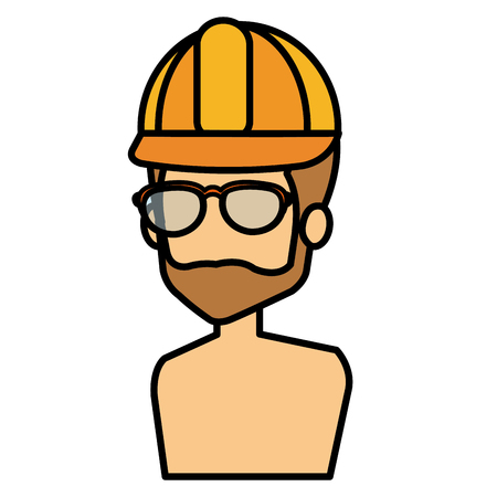 Repairman avatar. Reklamní fotografie - 85024720